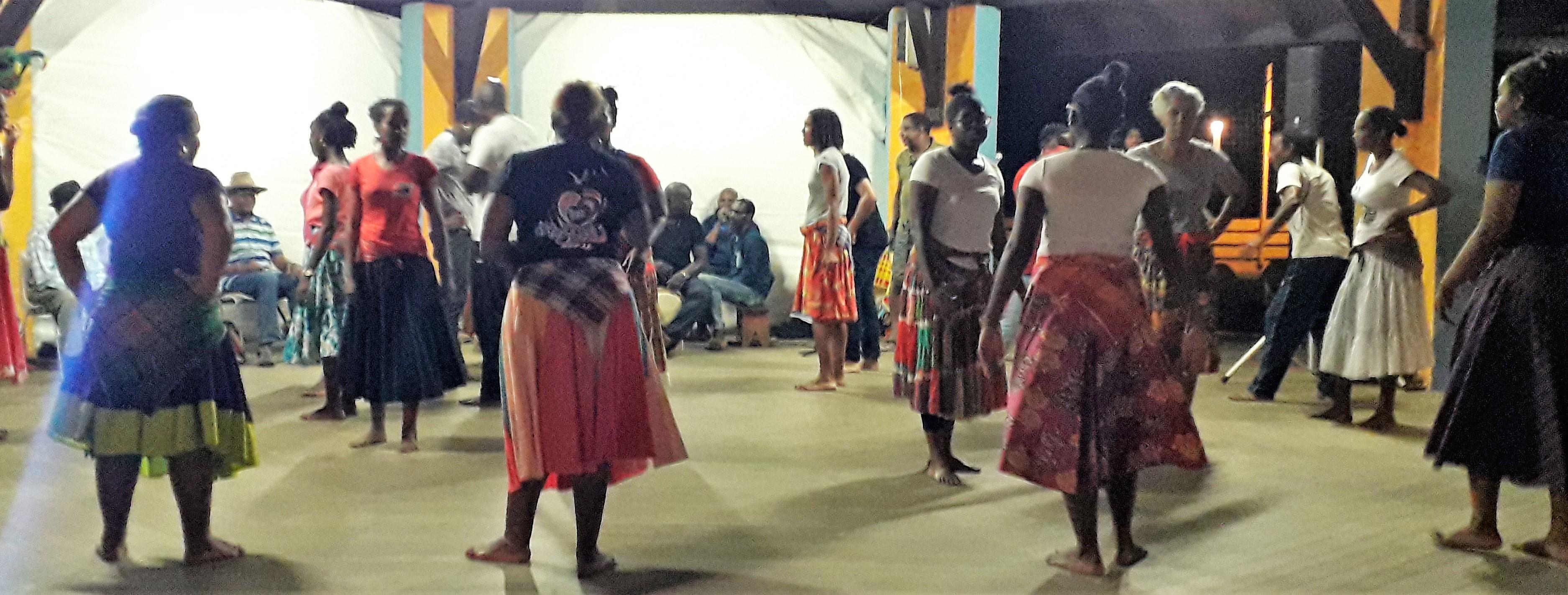 Les maîtres du bélé de Sainte-Marie - Martinique 9