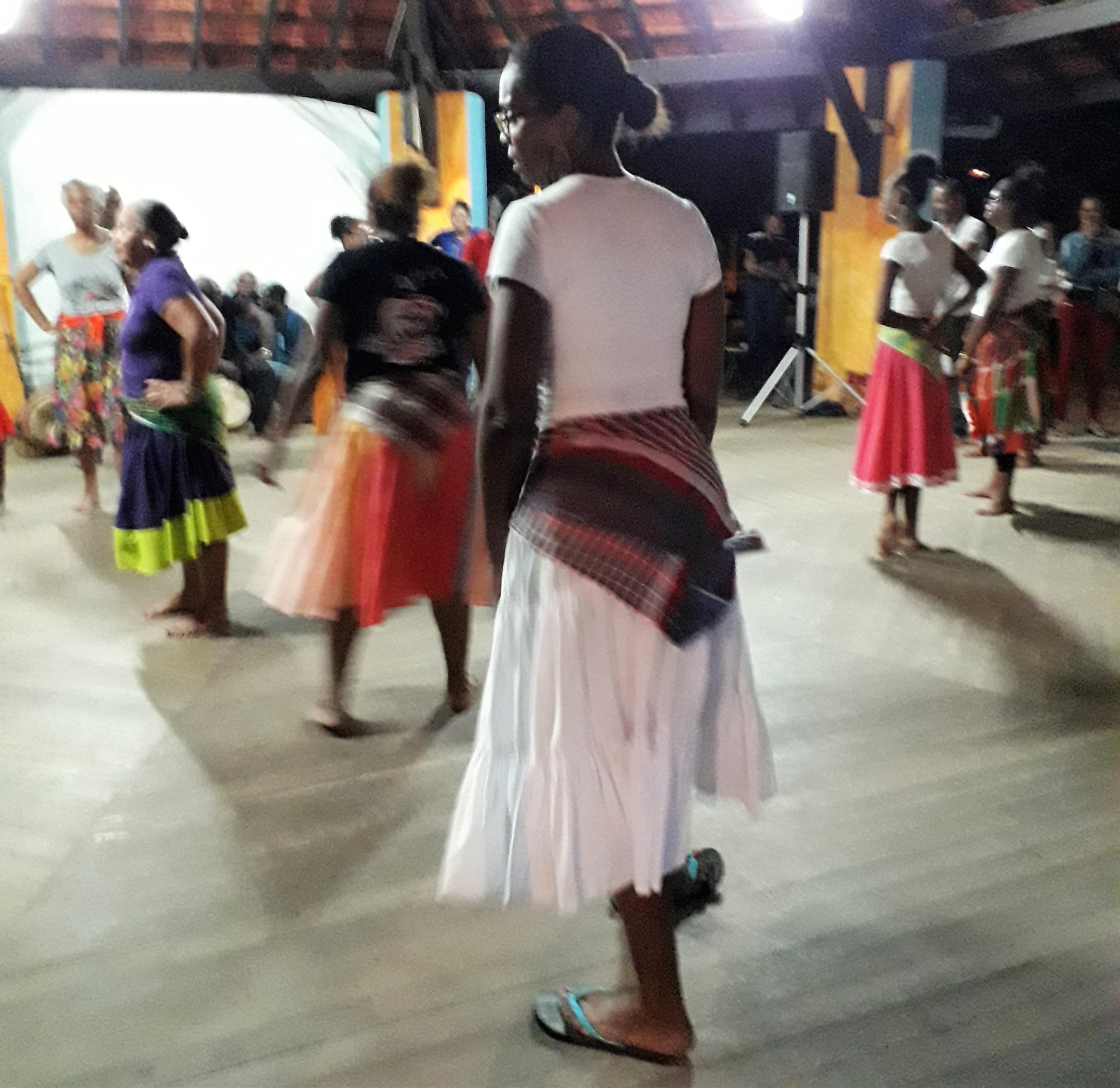 Les maîtres du bélé de Sainte-Marie - Martinique 8