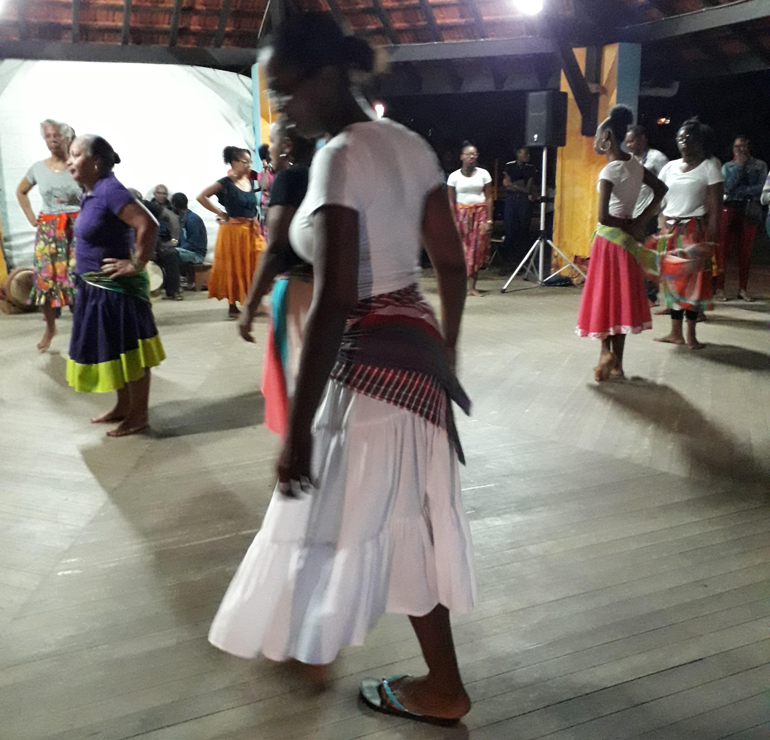Les maîtres du bélé de Sainte-Marie - Martinique 6