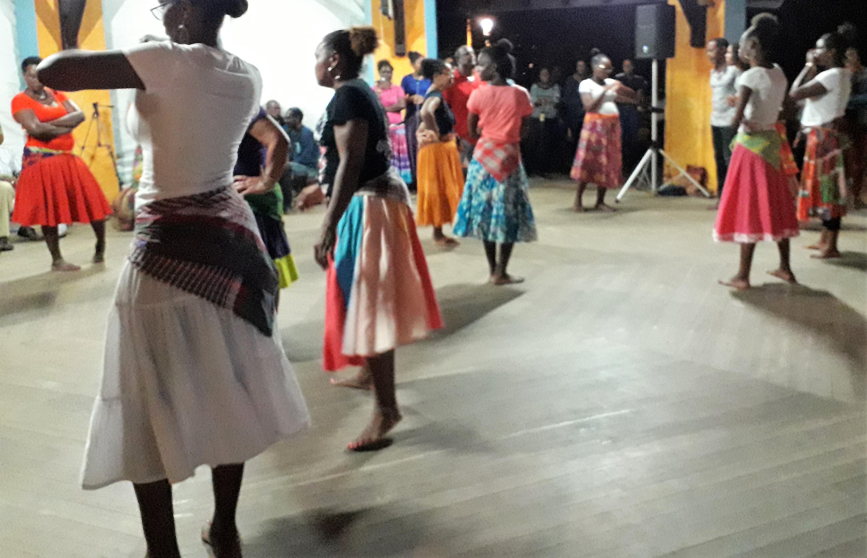 Les maîtres du bélé de Sainte-Marie - Martinique 5
