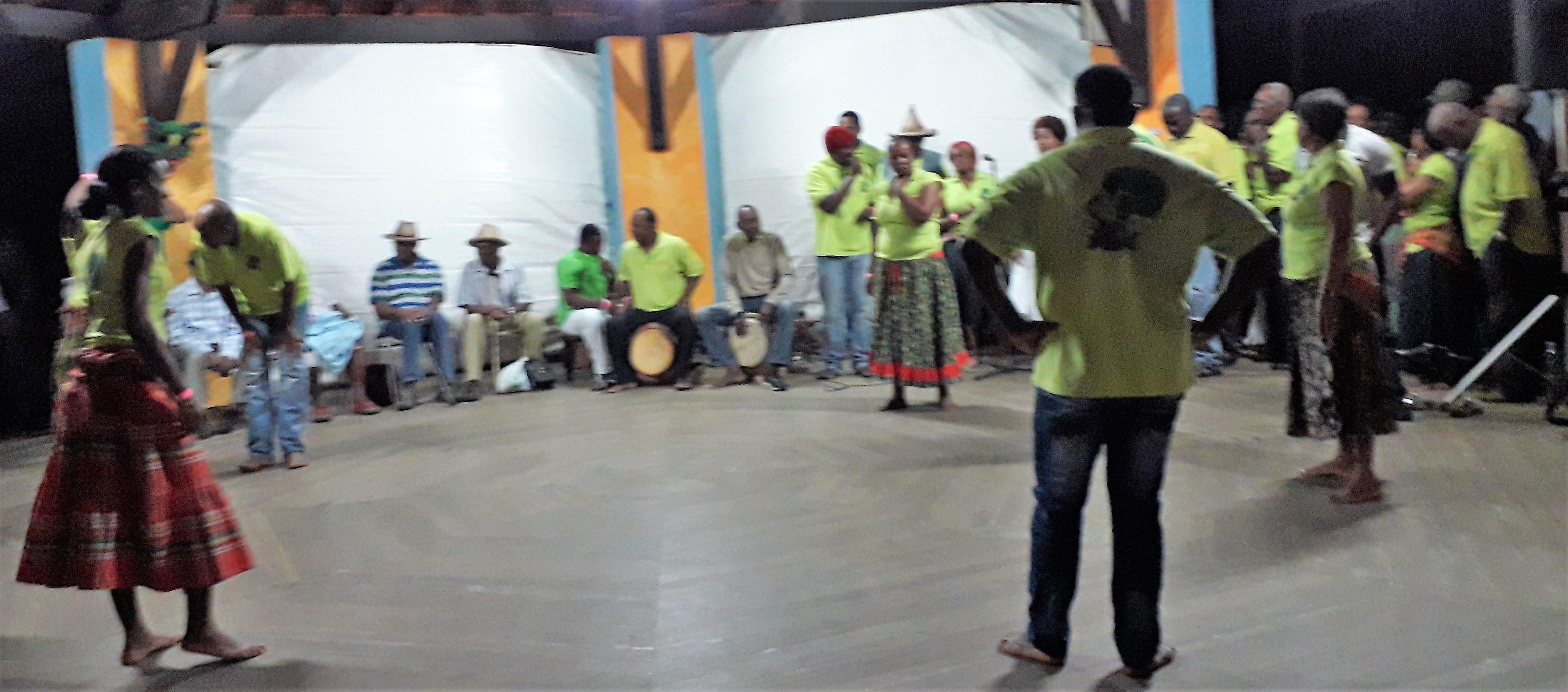 Les maîtres du bélé de Sainte-Marie - Martinique 1
