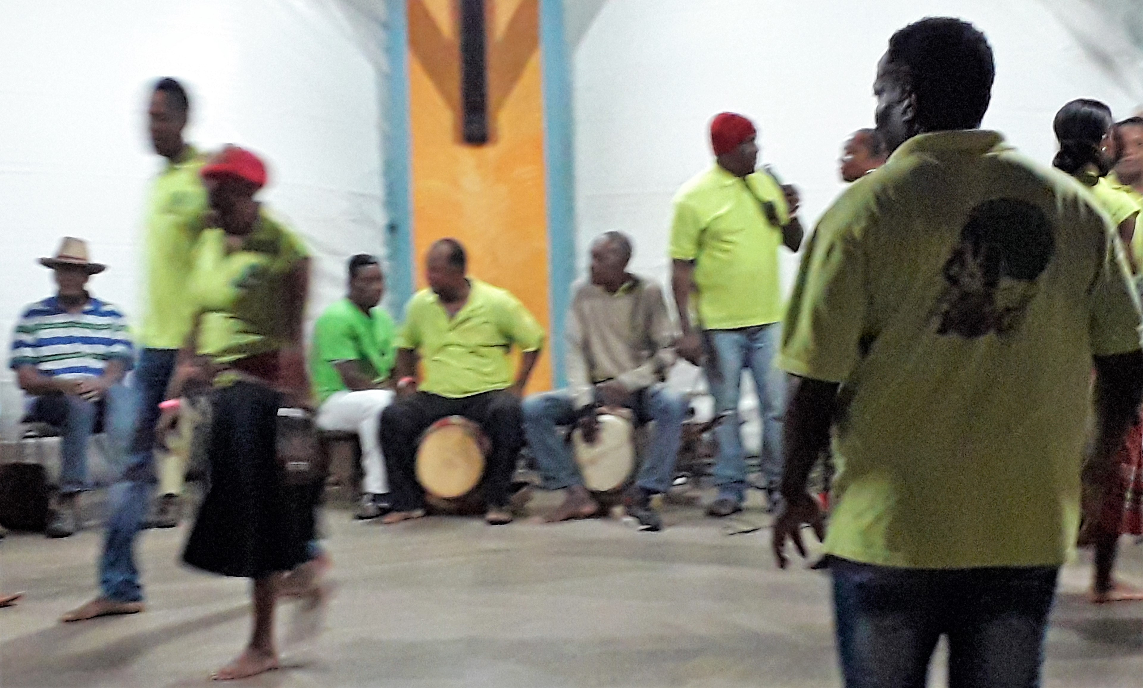 Les maîtres du bélé de Sainte-Marie - Martinique 2