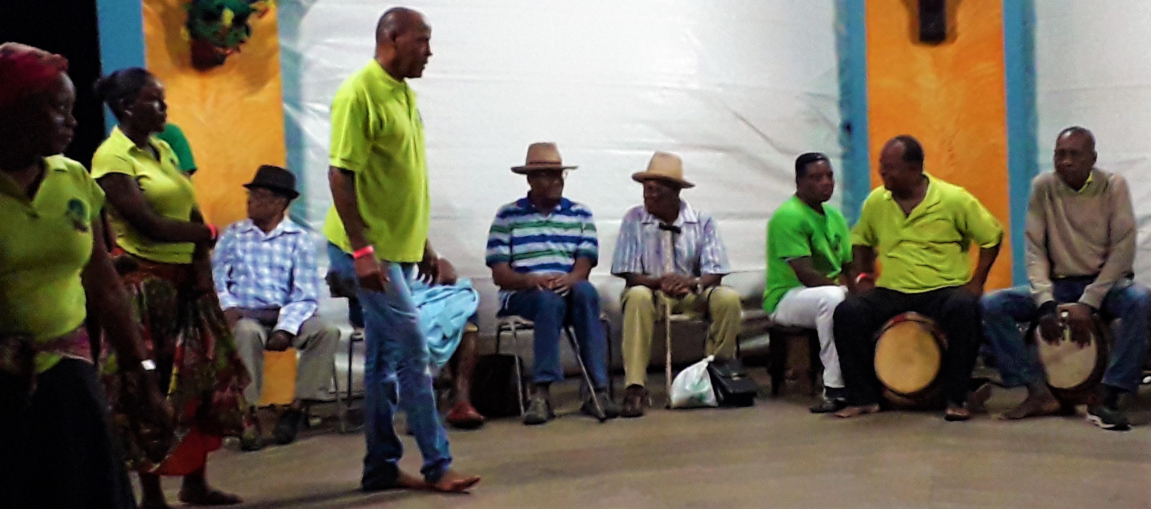 Les maîtres du bélé de Sainte-Marie - Martinique 3
