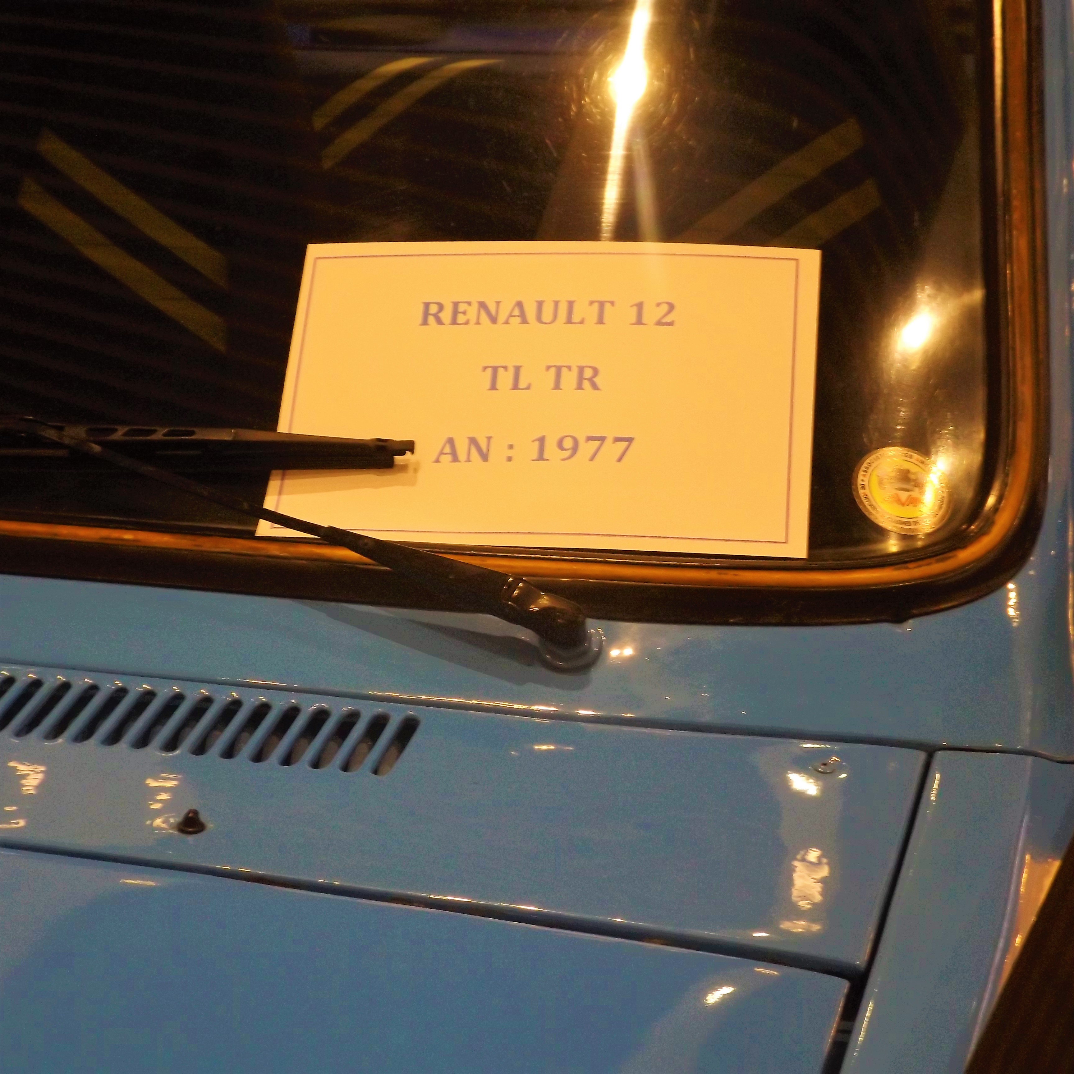 carrefour | Renault 15 TL TR 1977