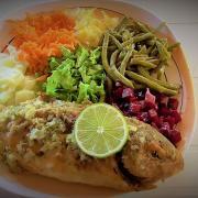 Restaurant martinique le grill riverain poisson