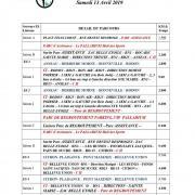 MARTINIQUE TOURISME | 23 | « RALLYE 12 H VILLE DE SAINTE MARIE »