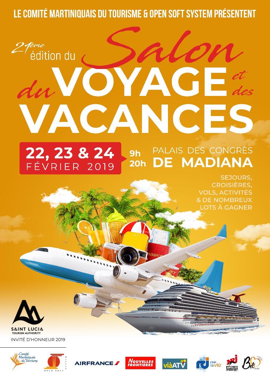 21ème Edition Du Salon Du Voyage Et Des Vacances