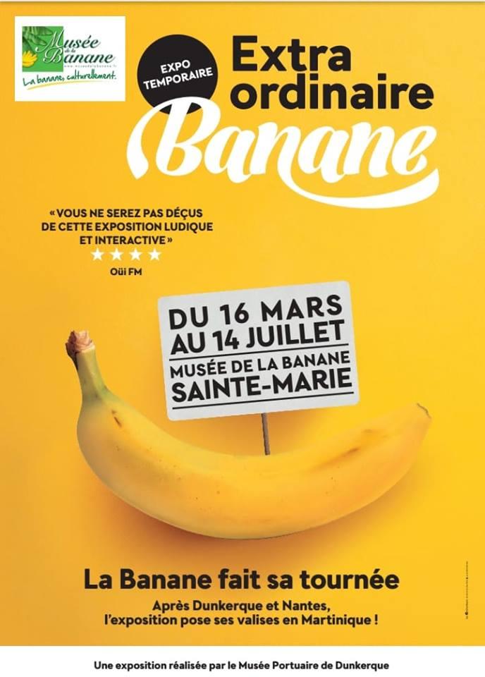 exposition musee de la banane