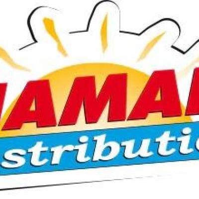 Diamant distribution