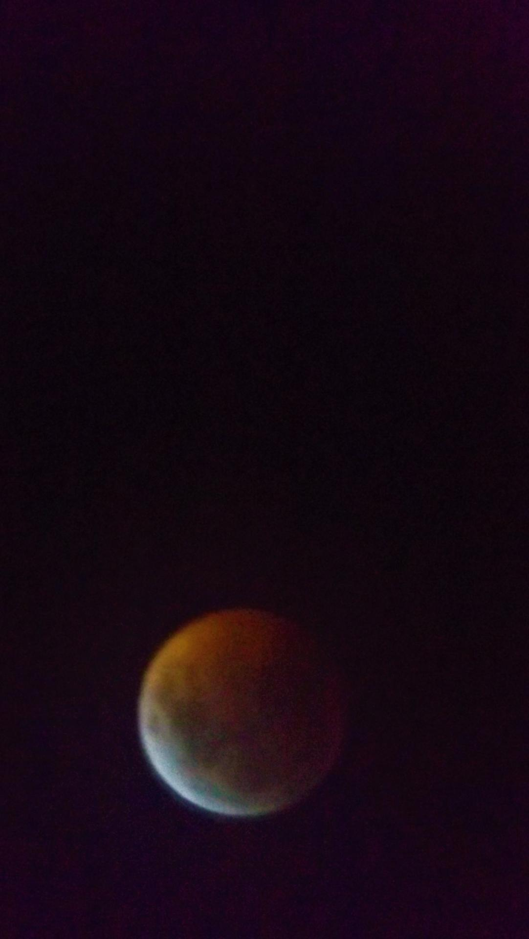 Eclipse lunaire totale | Lune de sang | 21 janvier 2019