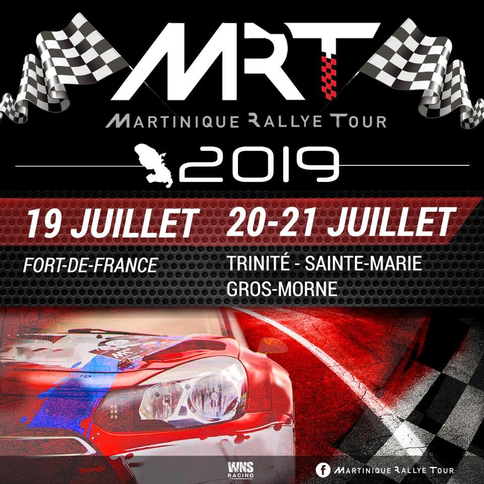 Martinique rallye tour 2019 mrt