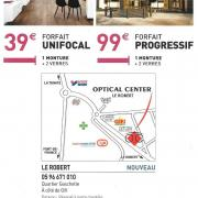 Promo optical center