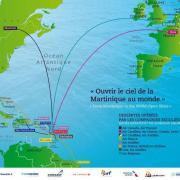 Vol martinique _ Où se trouve la Martinique par rapport à la France ?